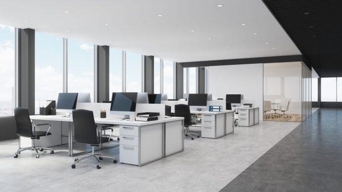 kontorsarbetsplats